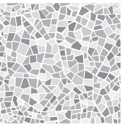 abstract mosaic sheet seamless pattern geometric vector image