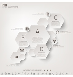 Cloud computing background with web icons Social vector image