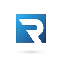 Letter R logo icon design template elements vector