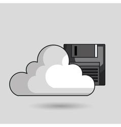 Cloud data base center vector
