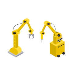 Machinery automatic tool vector