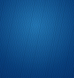 Blue pattern Design template vector image vector image