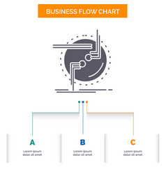Chain connect connection link wire business flow vector