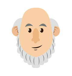 wise man epiphany manger character design vector image