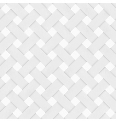 Geometric woven texture - seamless vector