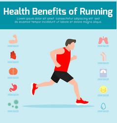 Healthy fitnesslifestyleinfographics vector