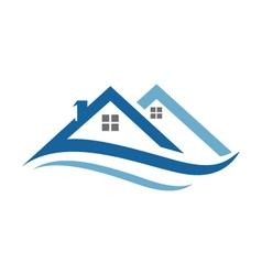 Property Logo vector image