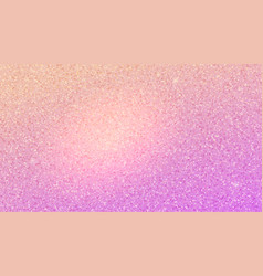 Abstract glittering background pink gradient with vector