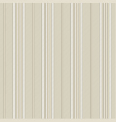 Beige fabric texture lines seamless pattern vector