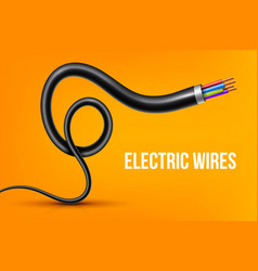 creative of flexible electric vector image