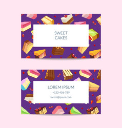 Confectionary cooking vector