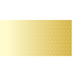 golden background with smooth gradient vector image