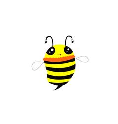 Bee icon image vector