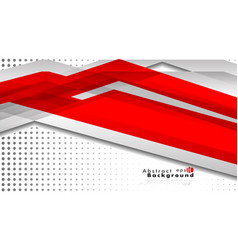 bright abstract background template red with a vector image
