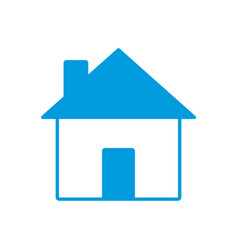 home real estate vector image