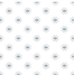 hot dog pattern seamless vector image