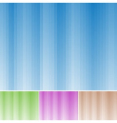 Abstract gradient stripes background vector image vector image