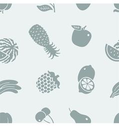 Pattern of fruit vector