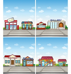 Stores vector image