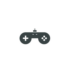 game icon simple vector image
