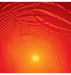 Hot Red Abstract Background Image vector image