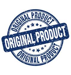 Original product stamp vector
