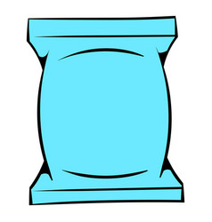 wet wipes package icon icon cartoon vector image