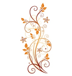 Leaves autumn vector