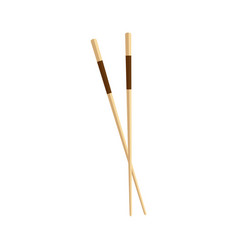 chinese sticks icon vector image