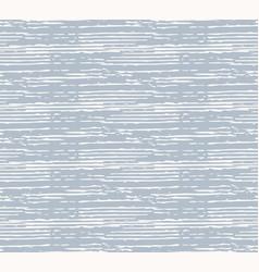 Grey french linen broken stripe texture vector