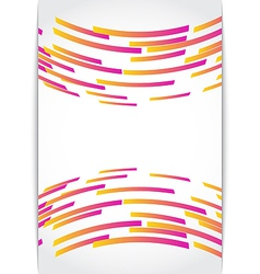 abstract background card vector image vector image