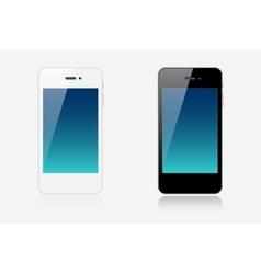 Smartphones vector image