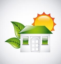 solar energy vector image