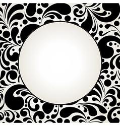 Black curves circle2 vector
