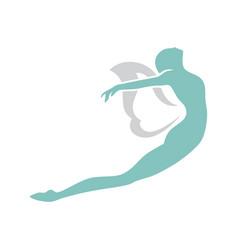 Fairy logo vector