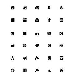Mini icons 26 vector