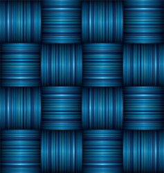 stripe weave vector image vector image