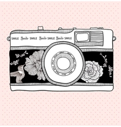 Illustrative camera vector