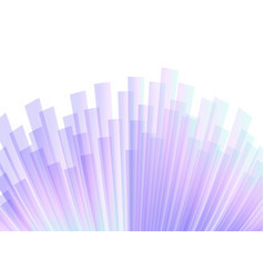 Abstract aura purple spring background vector