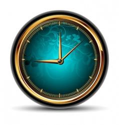 clocks vector image vector image