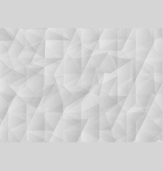 White triangle abstract background graphic design vector