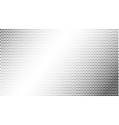 Halftone dotted minimal background vector