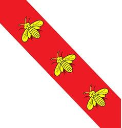 Island elba flag vector
