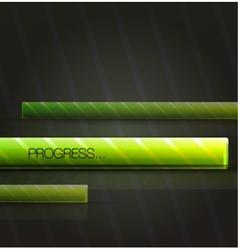 progress background vector image