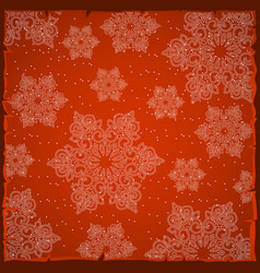 sample christmas colorful card or wrapping paper vector image