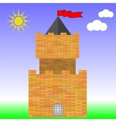 Brick Castle vector