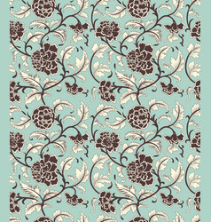 Seamless ornamental antique pattern vector