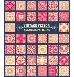 38 Seamless Patterns Background Collection - for vector image