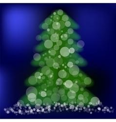 Green Pine vector