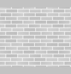 white brick wall texture seamless brick wall vector image